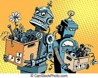 concurrence, de, gadgets, et, nouveau, technologies