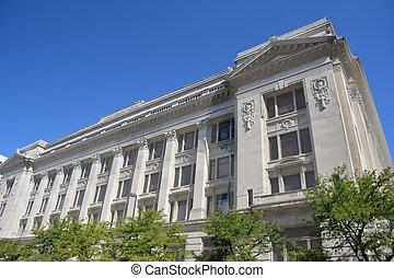 condado douglas, corte judicial, nebraska