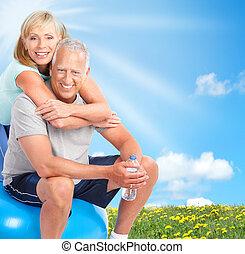 condicão física, seniores