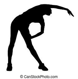 condición física, ejercicios