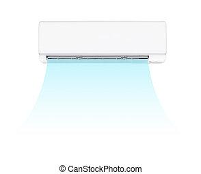 condicionador ar, hvac