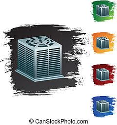 condicionador, ar