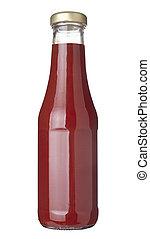 condimento, alimento, condimento, botella de tomate «ketchup»