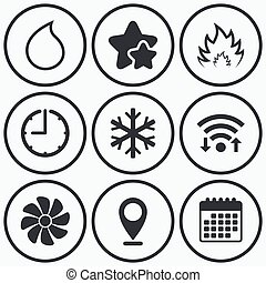 conditioning., ventilating, aquecimento, hvac., ar