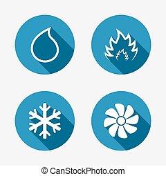 conditioning., ventilating, calefacción, hvac., aire