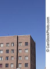 Condo apartment building