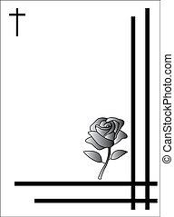 condolence card heart - condolence card
