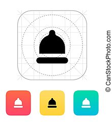 Condom Small size icon. Vector illustration.