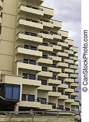 Condominium Balconies