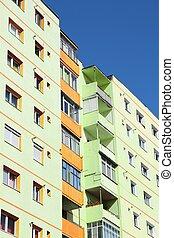 Condominium in Europe