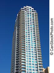 Condos - Condominium tower, Las Vegas, Nevada