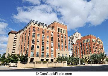 Condos - Highrise condominiums, Coral Gables, Florida