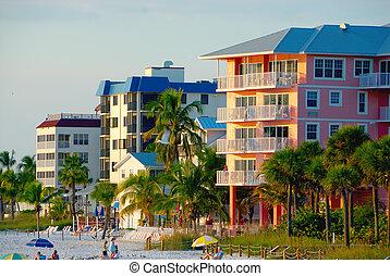 Condos on the Beach