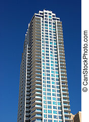 Condos - Condominium tower, Las Vegas, Nevada