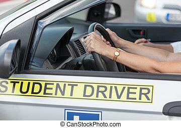 conducción, educación