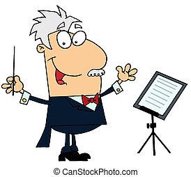 Conductor Man