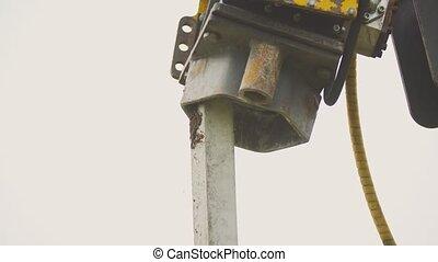 conduite, piliers concrets