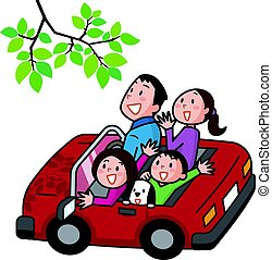 conduzir, família