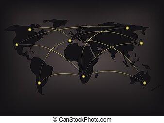 conexão, conceito