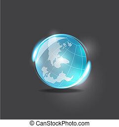 conexão global, negócio