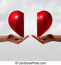 conexión, amor