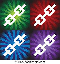 conexión cadena