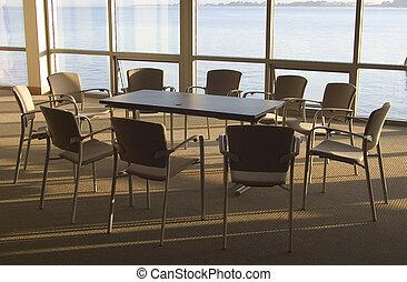 conférence, #3, salle