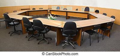conférence, centre,  Business, salle