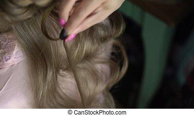 confection, coiffure, coiffeur