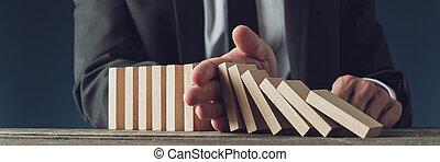confection, image, décision, business, gestion, conceptuel