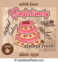 confectionery dessert menu - Cafe Confectionery Dessert Menu...