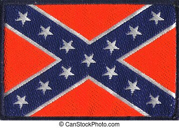 confederate flag states of America