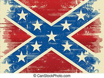 confederate lobogó