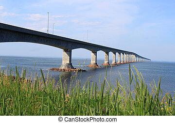 Confederation Bridge to Prince Edward Island - Confederation...