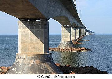Confederation Bridge to Prince Edward Island