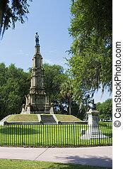 confederato, monumento