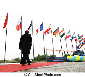 conferência, internacional