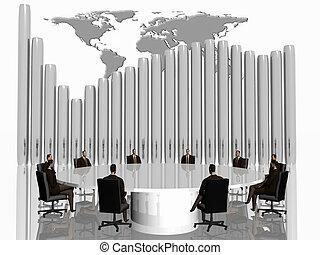 conference., erfolg, mannschaft