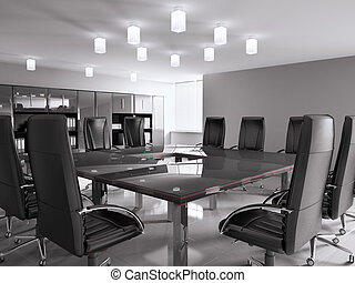 conference room 3d