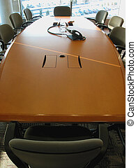 Conference room - Empty business meeting or conference room