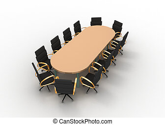 Conference Table D People Human Character Person At Conference - 12 person conference table