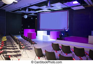 conferentie kamer