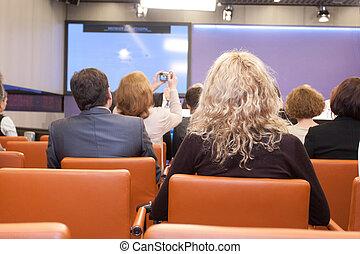 conferentie