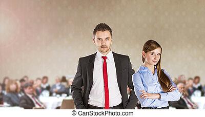 conferenza affari