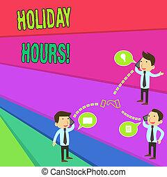 conferenza, concetto, phones., conversazione, mobile, testo, discussione, sotto, orari, lavoro, straordinario, significato, chiamata, uomini affari, collaboratore, hours., flessibile, scrittura, vacanza, personale