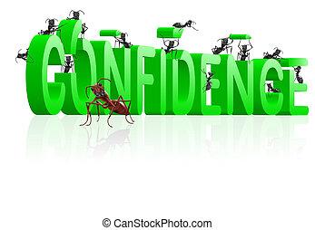 confidence building self esteem