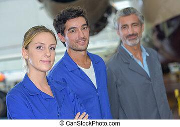 confidence in the apprentices