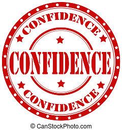 confidence-stamp
