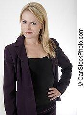 Confident woman - Confident business woman
