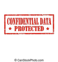 Confidential Data-stamp